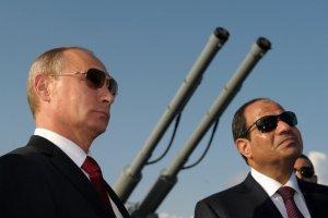 Благородная миссия: отжать Египет у Вашингтона