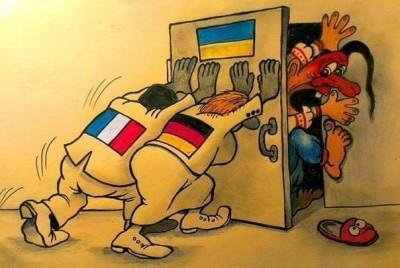 ЕС издевается над майдаунами: безвизовый режим с Евросоюзом получили африканцы и островитяне