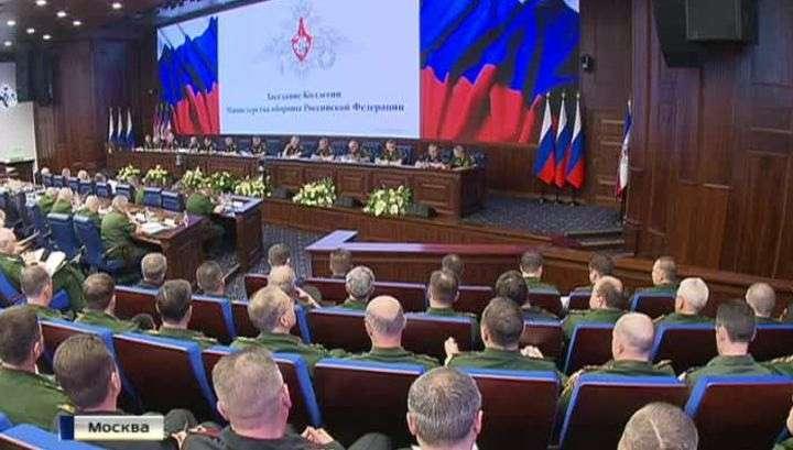 Две тысячи учений и сборов Армии РФ