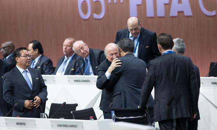 Потерпев поражение в ФИФА, Вашингтон зайдет с другого фланга