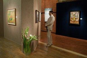 Российский Интерпол пытается спасти похищенную картину Айвазовского