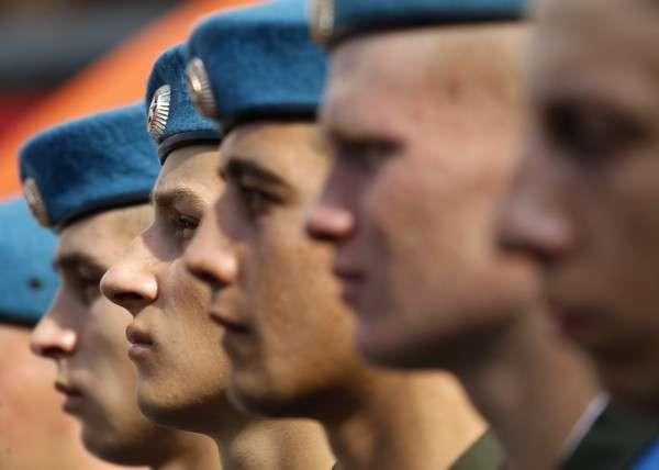 В России создадут войска быстрого реагирования