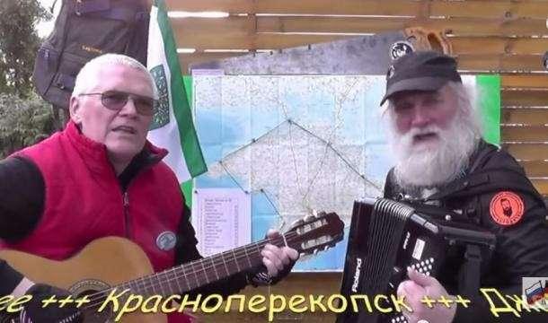 Нормальные немцы сами поехали в Крым всё посмотреть