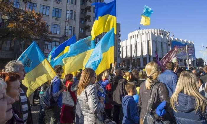 Украина теряет защитников. Сокращение населения «незалежной» происходит рекордными темпами