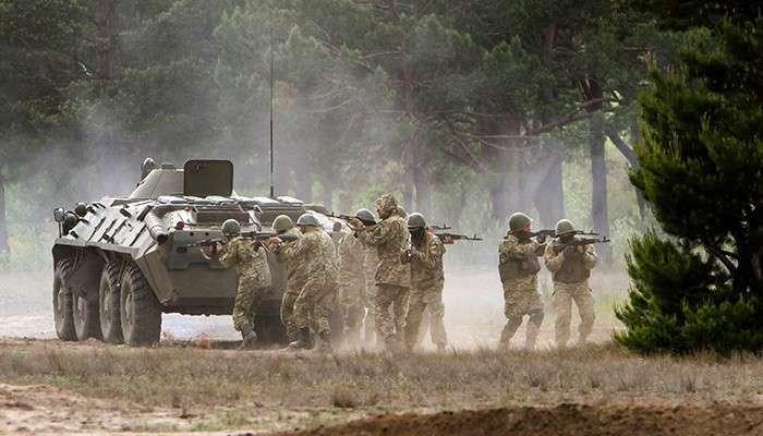 Украинская армия готовится к новому «котлу» в Донбассе