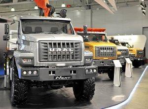 Группа ГАЗ впервые представляет автомобили «Урал NEXT»