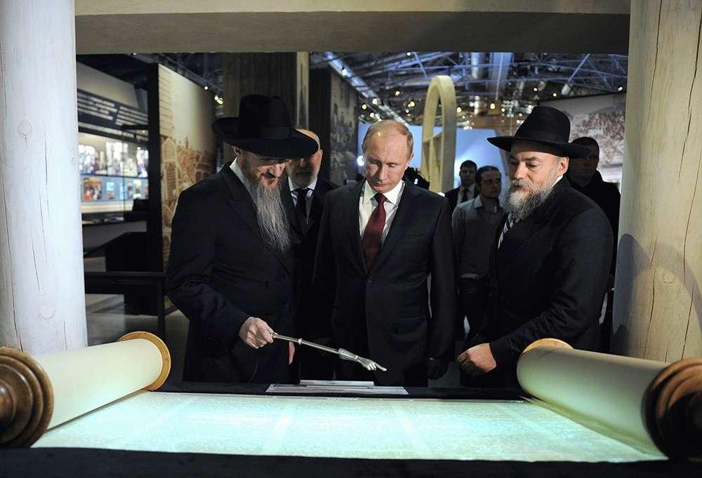 Евреи просят Владимира Путина надавить на Прокуратуру