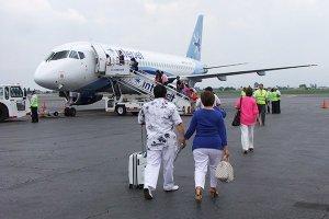 Мексиканская авиакомпания в восторге от новых российских «Суперджетов»