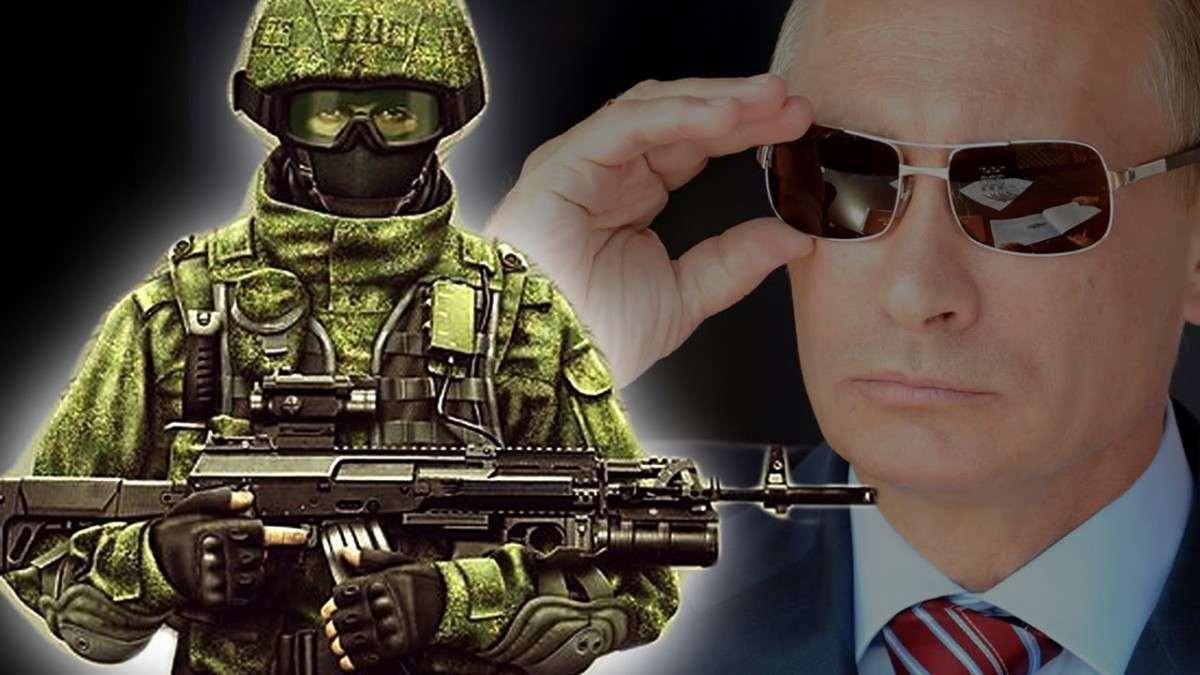 Владимир Путин финансирует Армию и ВПК из средств секретного фонда