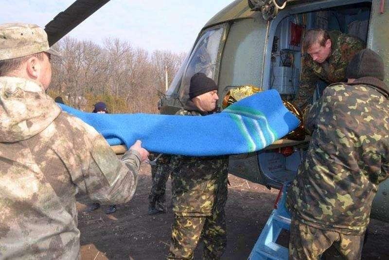Волонтёр ВСУ сообщает о прибытии в Киев борта с