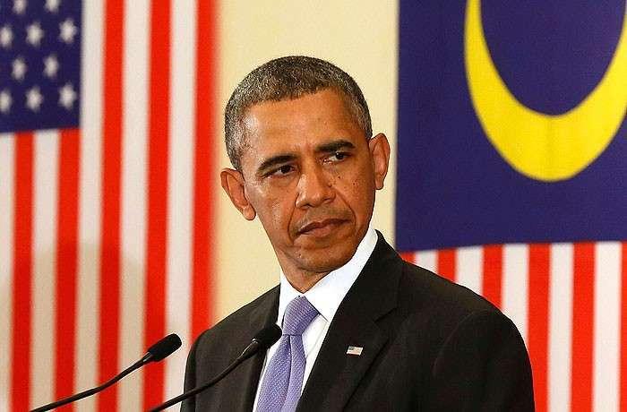 Президент США Барак Обама в Малайзии.