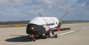 Запуск США космического беспилотника X-37B