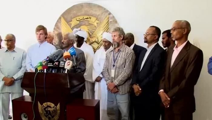 Сотрудники UTair освобождены из суданского плена