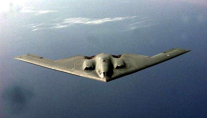 Американские стратегические бомбардировщики переброшены в Англию