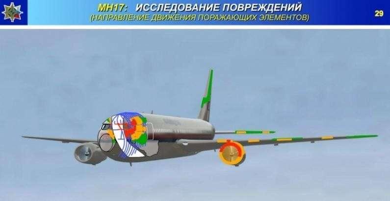 Экипаж рейса MH17 мог в последнюю минуту заметить зенитную ракету