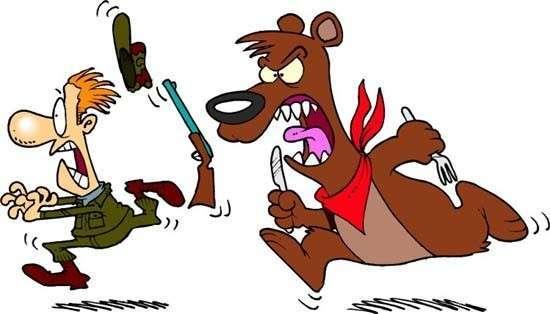 Почему Порошенко дергает русского медведя за хвост?