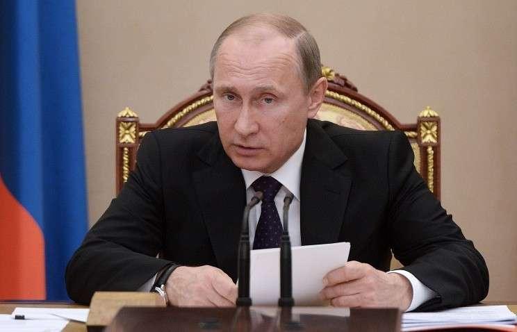 Владимир Путин подписал закон о легализации капиталов