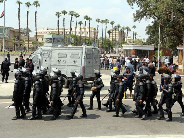 К смертной казни в Египте приговорены 683 радикальных исламиста