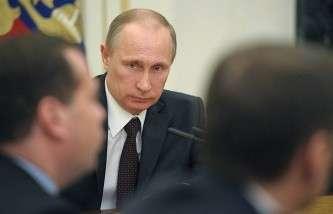 Путин: парламентарии должны требовать от губернаторов отчёт о выполнении майских указов