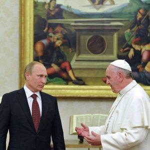 Corriere della Sera: США обескуражены отношением Ватикана к Путину