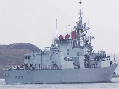 Премьер Канады сменил подгузник, увидев на Балтике российские фрегаты