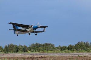 Прототип сменщика Ан-2 совершил первый полёт в Новосибирске