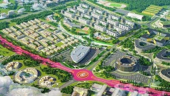 Под Казанью открыли грандиозный научный кластер - IT-город «Иннополис»
