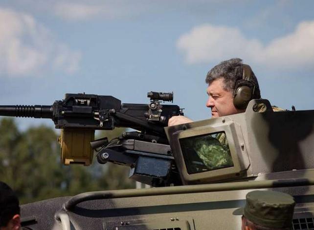 Завод Порошенко продает оружие в ДНР