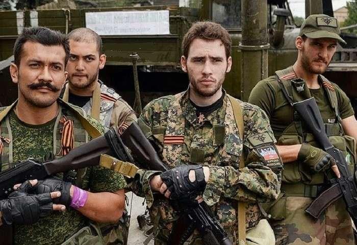 Запад молчит о своих добровольцах на Донбассе