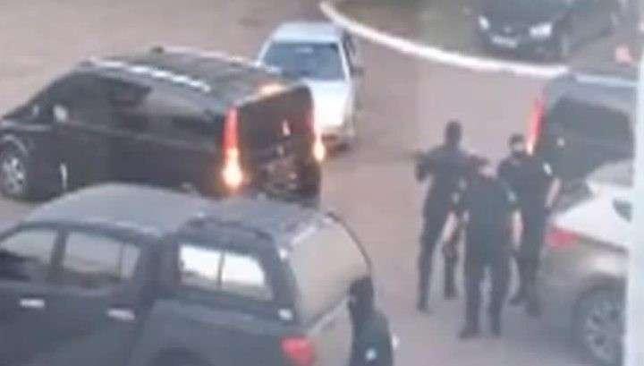 Ферроникелевый комбинат под Кировоградом пытались захватить 50 бандитов с оружием