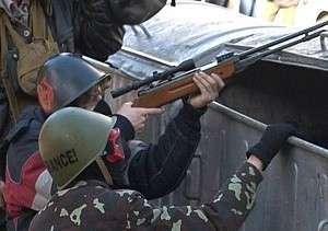 Киев. В правительственном квартале идут настоящие бои (новость в режиме постоянного обновления)