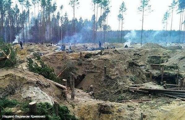 Евроукраинская бандитская реальность - ужас!