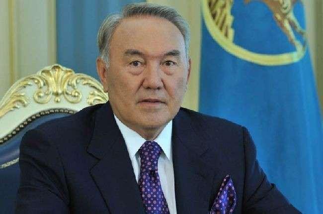 Построить магистраль Минск - Москва - Астана - Алма-Ата предложил Назарбаев