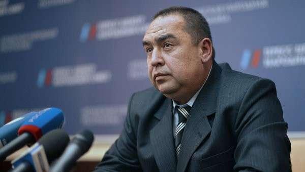 Игорь Плотницкий. Архивное фото