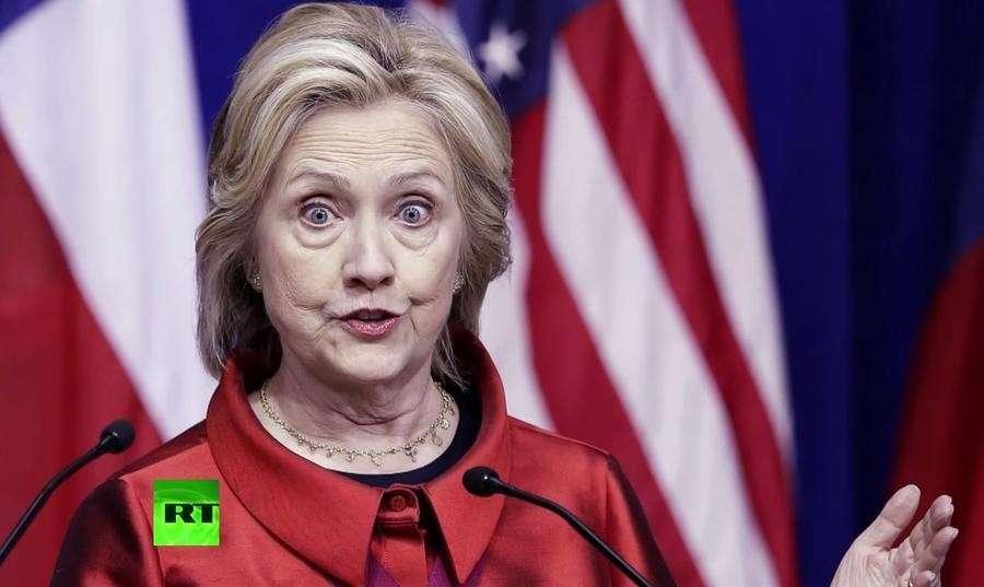 Даже американцы уже не доверяют Хиллари Клинтон