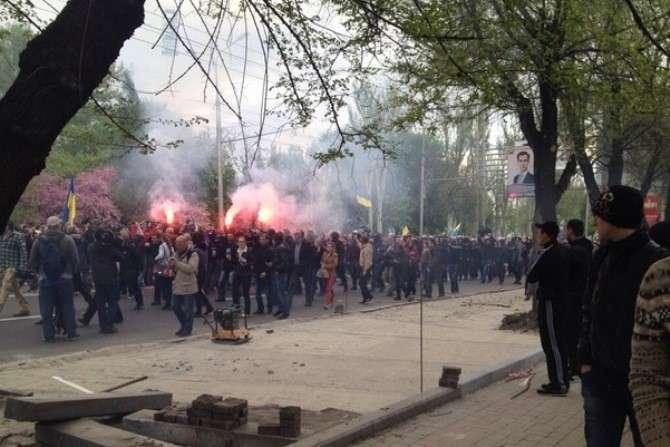 Коломойский, Тарута, Ахметов - заказчики беспорядков на Востоке Украины