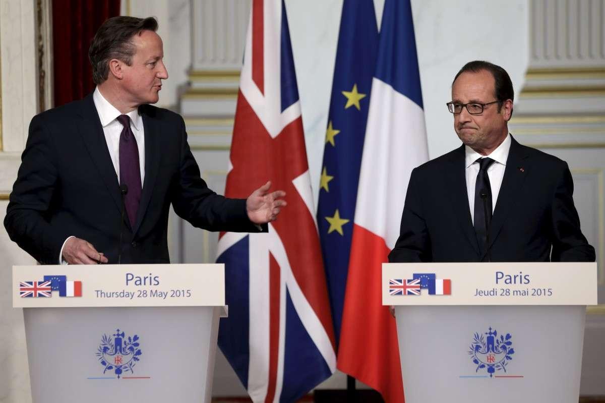 ЕС снимает американские шоры с глаз