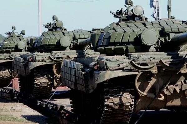 Минобороны РФ пообещало ответить на размещение американских танков в Восточной Европе