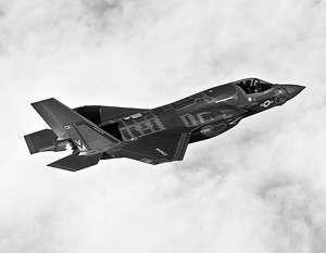 СМИ: Американский истребитель F-35 виден на российских радарах