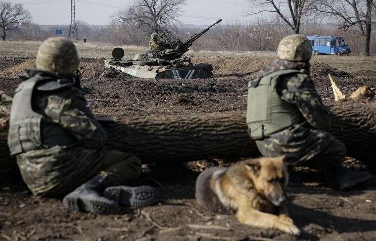Киевские каратели обстреляли территорию ДНР за сутки 191 раз