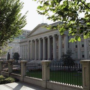 РФ сократила вложения в облигации США более чем на 40 процентов за год