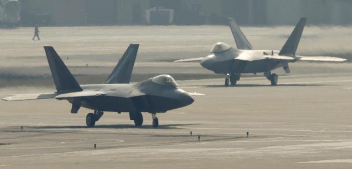 К американским танкам в Европе прибавятся истребители ВВС США