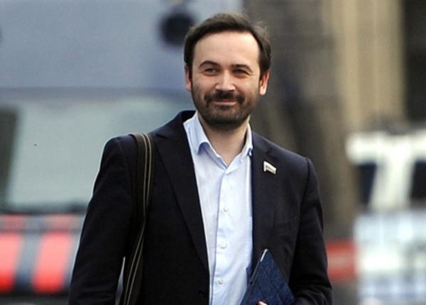 Илюша Пономарёв и Миша Саакашвили будут добывать сланцевый газ на деньги Сороса
