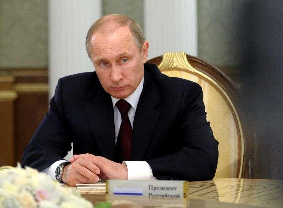 Владимир Путин: США изначально стояли за событиями на Украине, но держались в тени