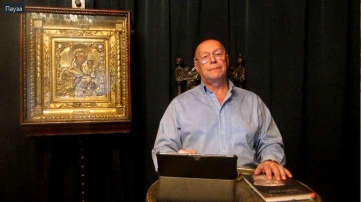 Часть 1. Великая еврейская тайна: уроборос. Исповедь Эдуарда Ходоса перед возможным концом света