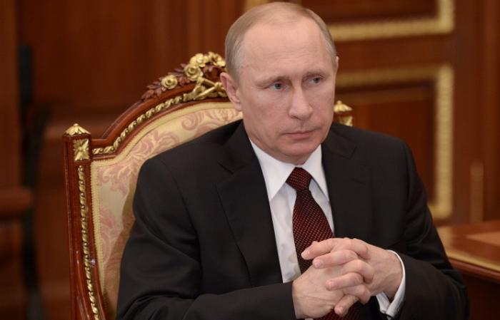Владимир Путин: Россия выступает против легализации легких наркотиков