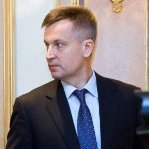 Самозванец Порошенко внёс в Раду постановление об увольнении главы СБУ - американца Наливайченко
