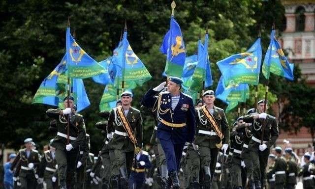 Ответ НАТО: Десять батальонов ВДВ готовы к войне в РФ и за рубежом