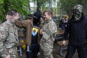 Европа боится нашествия бандитов и нацистов из Украины