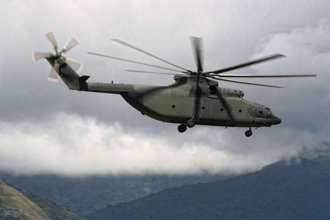 Каждый шестой вертолёт в мире – российский